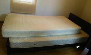 ベッド回収